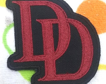 Dare Devil Sew on Patch