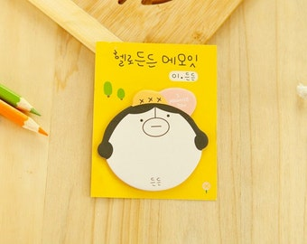 Sticky Notes - Free Shipping to Aus - Lady