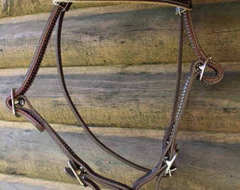 Equine Head Stall