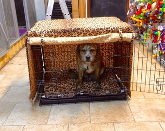 Dog Crate Cover and mattress Slip Australian Made for XS ( 30 inch) crate