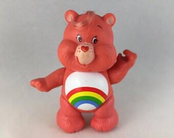 Care Bears Bisounours Cheer Bear Poseable Figure