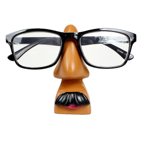 mr eyeglass holder stand display by jewelrynanny on etsy