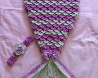 mermaid tail age 1-2yrs