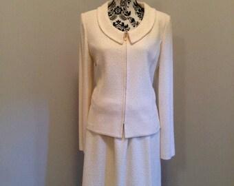St. John Knit Suit - Size 10