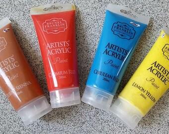Acrylic Paints - 200ml