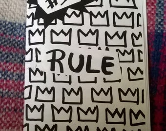 RULE zine- Issue 1