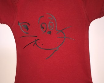 Adult Dr. Seuss Tshirt, Dr Seuss, Green Eggs & Ham