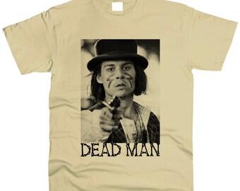Dead Man Johnny Depp Men T-Shirt