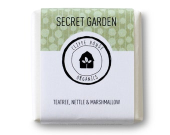 Secret Garden Natural Soap
