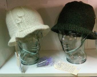 100% wool handmade hats