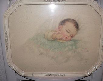 "Charlotte Becker Vintage Print ""In Slumberland"""