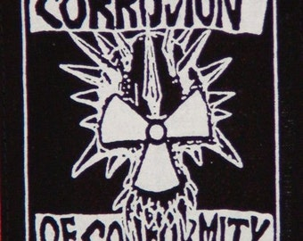 CORROSION OF CONFORMITY (352) punk patch