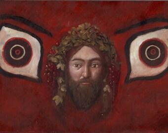 Apotropaic Dionysos Print