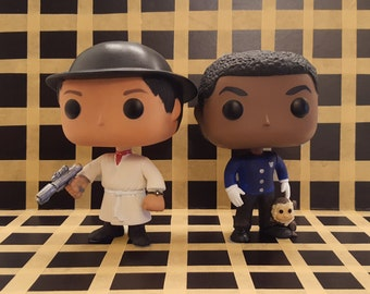 Troy and Abed Community custom pops!