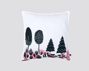"""Pillowcase on the pillow, 17x17"""" , Pillow linen for children"""