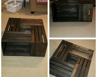 Crate Coffee Table