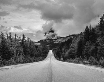 Misty Mountain Highway