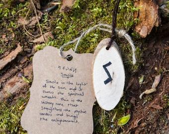 Rune necklace
