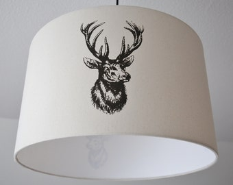 Ceiling lamp 'deer' (Moose)