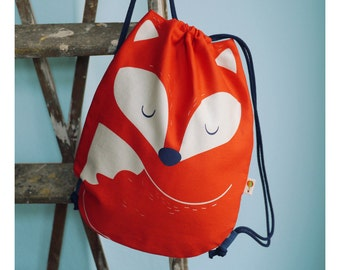 Backpack / bag Fox bio
