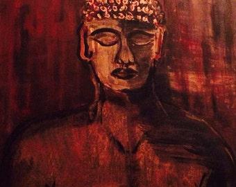 Buddha Emerging