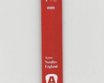 New 1.75 mm Aero Brand Crochet hook