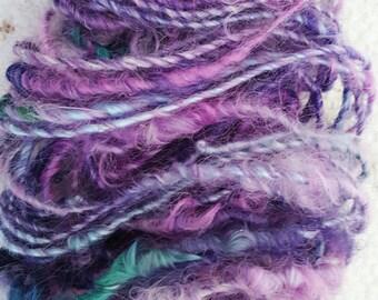 Hand Spun Art Yarn