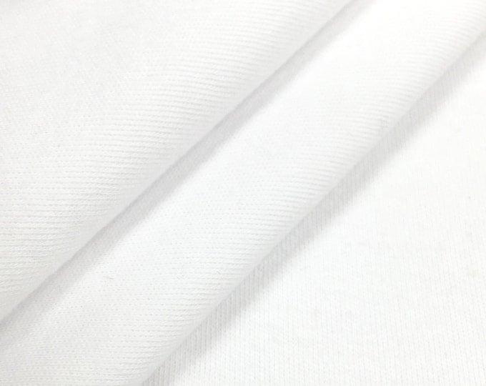 100% Supima Cotton Interlock Knit Fabric
