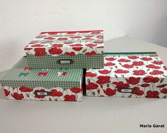 Ribbons boxes