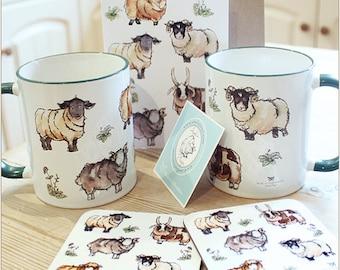 Sheep Gift Set