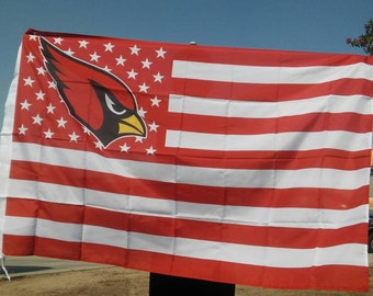 NFL Arizona Cardinals Flag