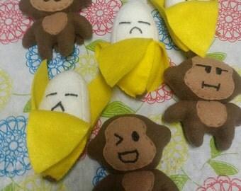Monkeys and Bananas!