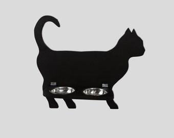 Cat Profile Feeder