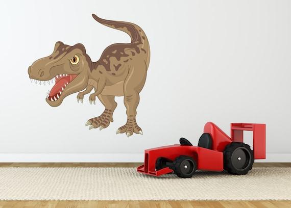 NQR Special: Kids Dinosaur T-Rex Tyrannosaurus Wall Sticker Decal 50cm x 50cm
