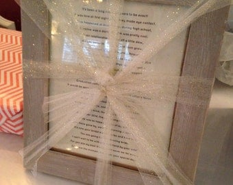 Poems for all Special Occasions - Weddings, Birthdays, Retirement, Bridal Shower