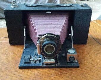 Kodak No. 3-A Folding Brownie Camera Model A