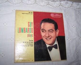 Vintage Guy Lombardo EP 45 rpm Record