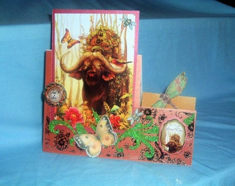 On Your Special Day dimensional card