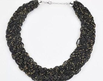 Bead Work Necklace