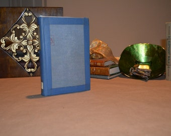 """Handmade Upcycled Vintage Book Journal - """"Shakespearean Comedy"""""""