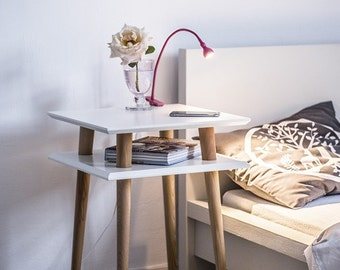SQUARE side table HIGH
