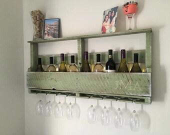 Customized Wood Wine Racks