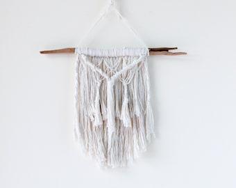Small handmade wall hanging