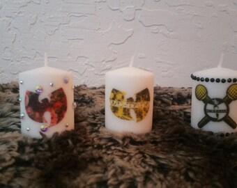 wu tang candle set