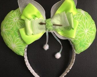 Tinkerbell fairy Mickey Ears