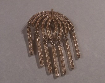 Vintage Signed Sarah Coventry Brooch Pin