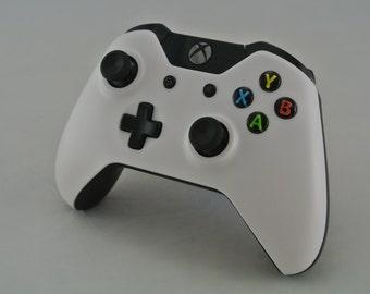 Microsoft Xbox One Wireless Controller Custom Matte White