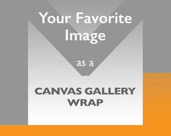 Square Canvas Gallery Wrap