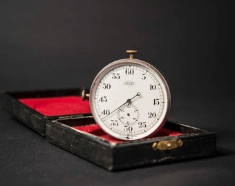 Stopwatch vintage Jaquet (small detached needle)