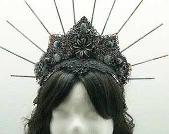 Steampunk headpiece * ready to ship